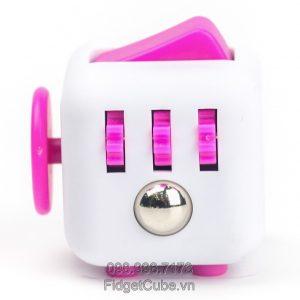 Magix™ Fidget Cube - White & Pink