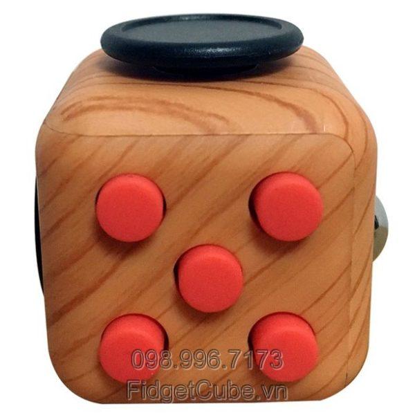 Magix™ Fidget Cube – Wooden