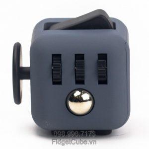 Magix™ Fidget Cube - Gray & Black