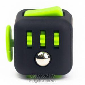 Magix™ Fidget Cube - Black & Green