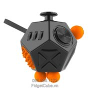Magix™ Holy Crystal – Fidget Cube Gen 2 BLACK