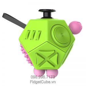 Magix™ Holy Crystal - Fidget Cube Gen 2 GREEN