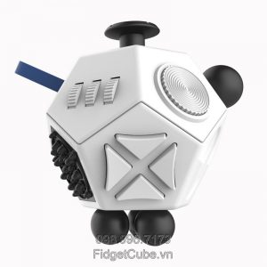 Magix™ Holy Crystal - Fidget Cube Gen 2 WHITE
