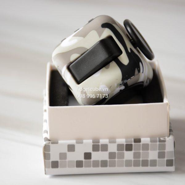 Magix™ Fidget Cube – Camo White