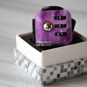 Magix™ Fidget Cube - Matte Galaxy