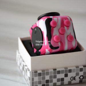 Magix™ Fidget Cube - Camo Pink