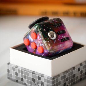 Magix™ Fidget Cube - Glossy Galaxy