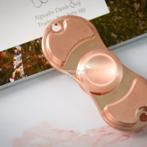 TBS PRO Spinner - Full Copper / Vàng Hồng