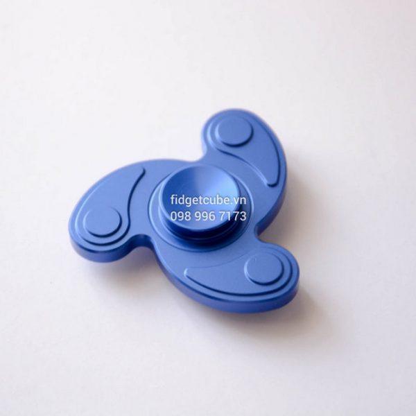 Boomerang Spinner Blue H1