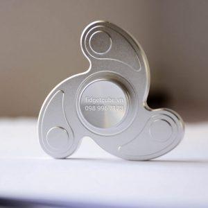 Boomerang Spinner 3 Cánh - Silver