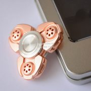 Spaceship Spinner Nhôm - Rose Gold