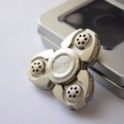 Spaceship Spinner Nhôm - Silver