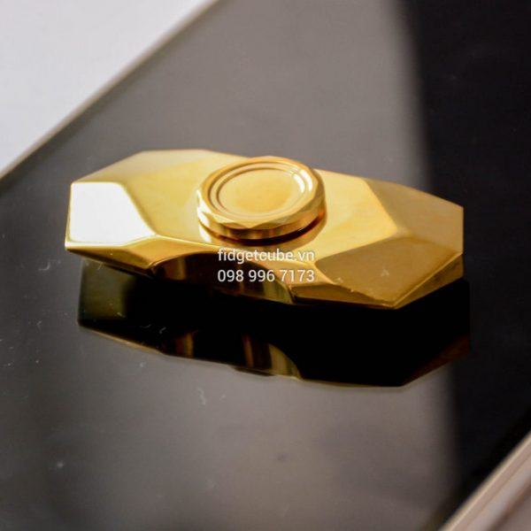 Diamond Spinner Full Brass MPF H4