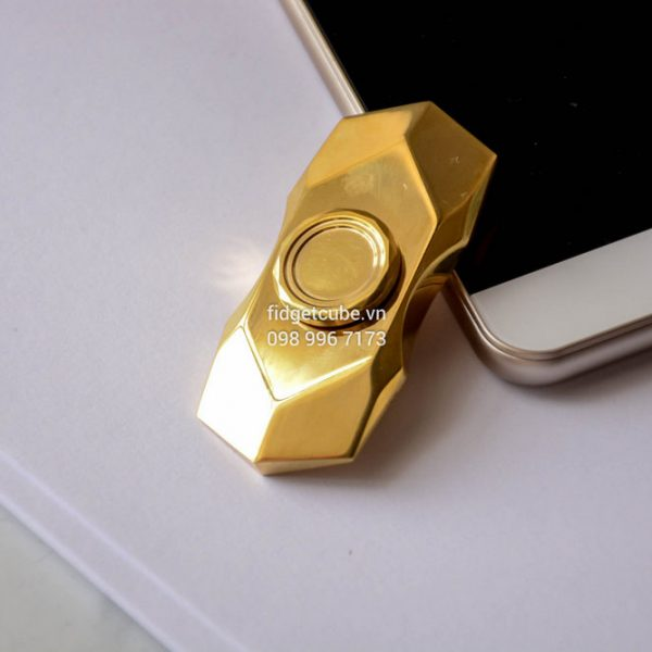 Diamond Spinner Full Brass MPF H8
