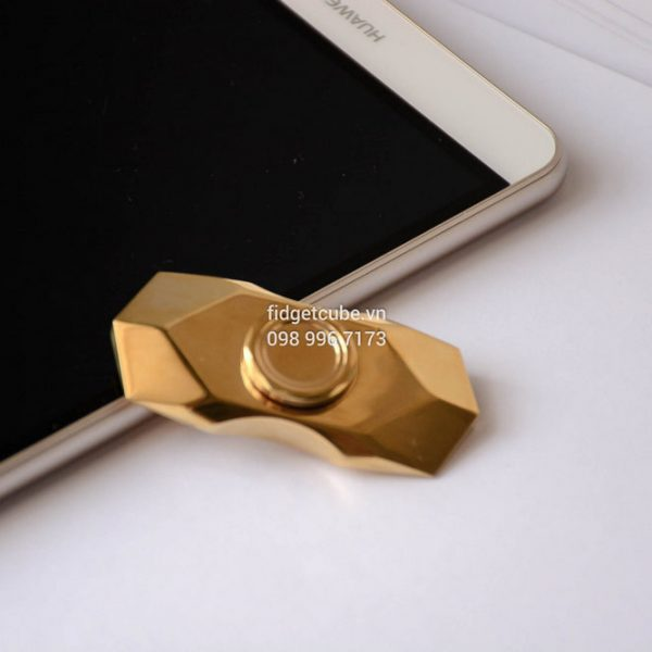 Diamond Spinner Full Brass MPF H9