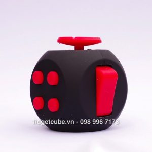 Fidget Cube AIR - Black & Red