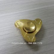 Mini Boomerang Spinner Full Brass5