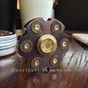 Roulette Spinner - Stainless Steel