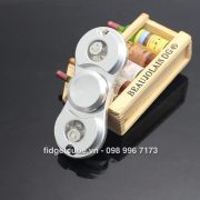 TBS LED Spinner - Silver