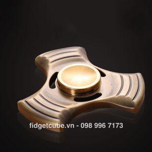 Trinity Spinner - Full Brass Đồng Giả Cổ