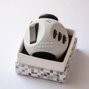 Fidget Cube AIR - Gray & Black