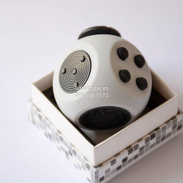 Fidget Cube AIR – Gray & Black