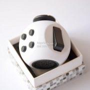 Fidget Cube AIR - White & Black