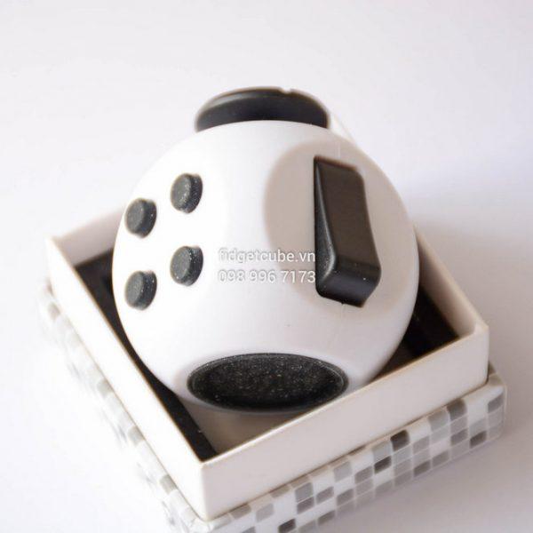 Fidget Cube AIR – White & Black