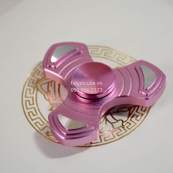Arrow Spinner Pink
