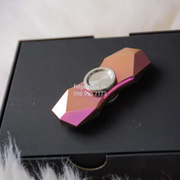 Diamond Titanium Fidget Spinner (3)