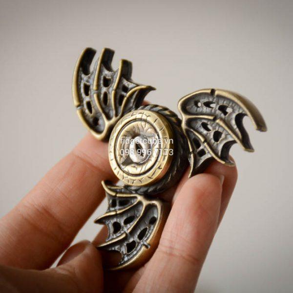 Dragon Eye Spinner Gold (2)