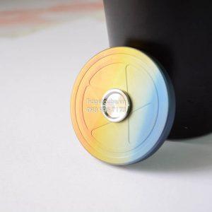Elite Spinner Tròn - Titanium Alloy ET4