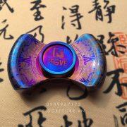 FEGVE Maya Spinner 2 canh chinh hang Rainbow