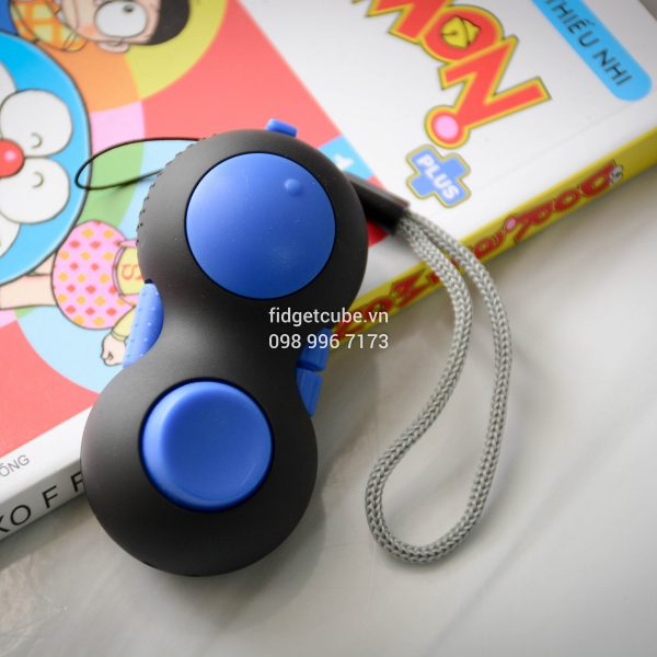 Fidget Pad Black Blue (2)
