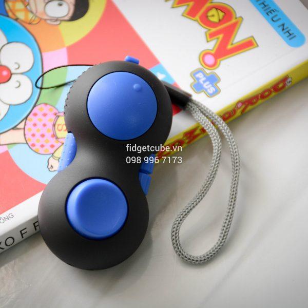 Fidget Pad Black Blue (2)