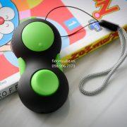 Fidget Pad Black Green (1)
