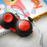 Fidget Pad Black Red (2)