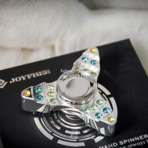 GEM Spinner - 3 Cánh Silver