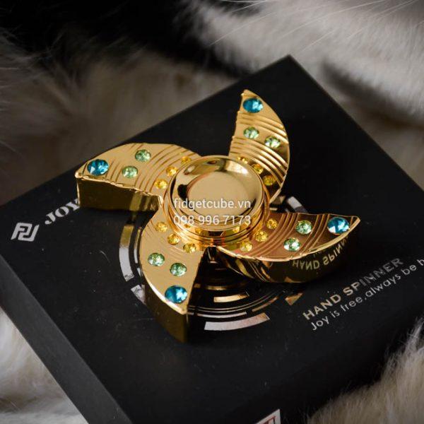 GEM Spinner 4 Canh Gold (4)