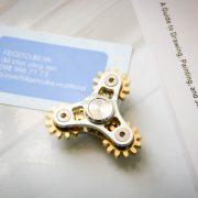 Gears Spinner 4 Gears Silver (3)