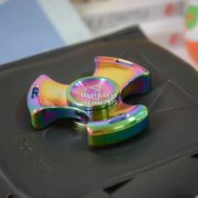 PCC Stubby Tri Wing Spinner Rainbow (7)