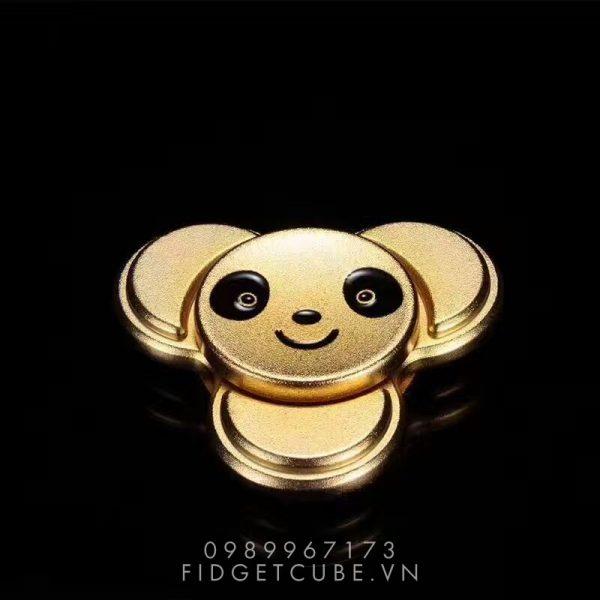 Panda Spinner Gold