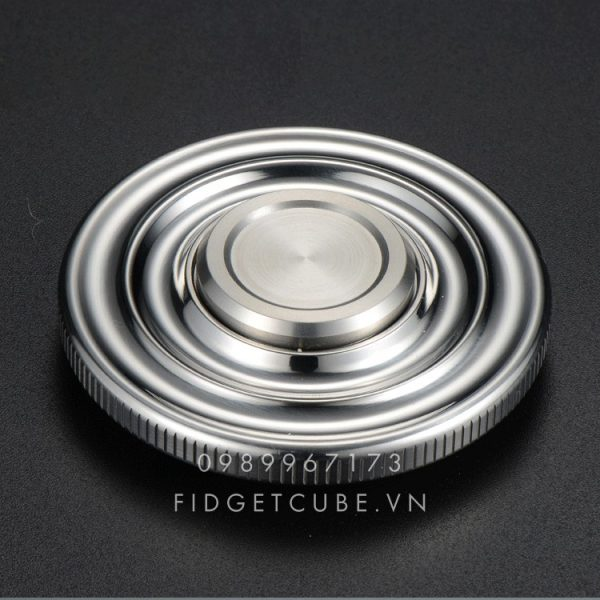 Round Spinner Stainless Steel (1)