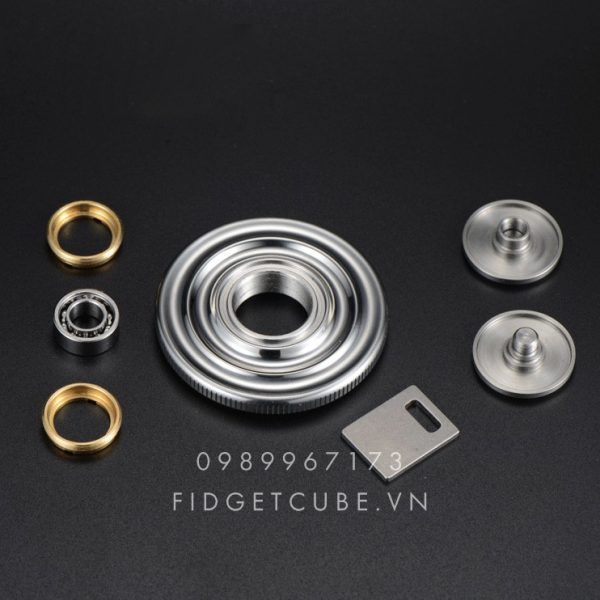 Round Spinner Stainless Steel (4)
