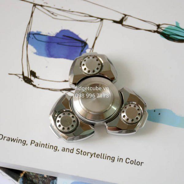 Spaceship Diamond Silver (4)