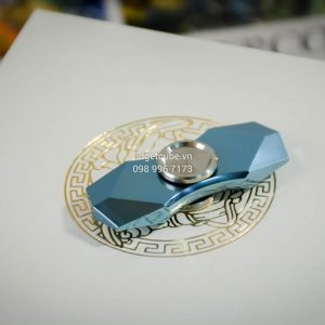 Diamond Spinner Titanium Alloy - Light Blue