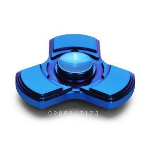 Tri-Totem Spinner 3 Cánh - Blue