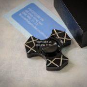 Trident Spinner Stainless Steel Black (3)