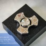 Trident Spinner Stainless Steel Silver (6)