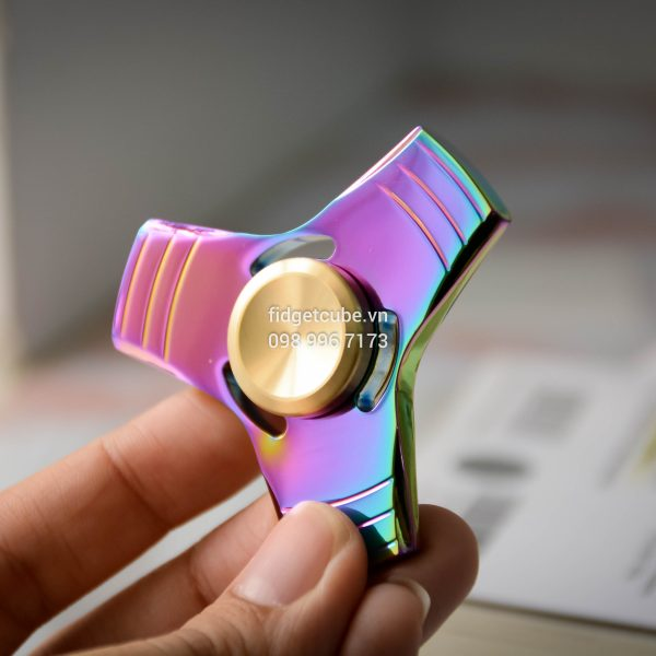 Trinity Spinner Multicolor Rainbow (2)
